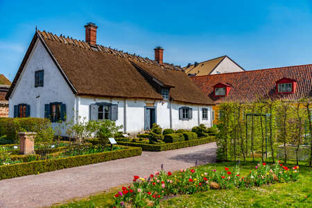Foto für Farm at Kulturen open-air museum in Lund, Sweden - Lizenzfreies Bild