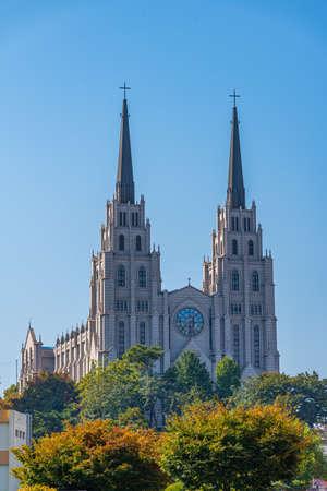 Foto für Jeil church at Daegu, Republic of Korea - Lizenzfreies Bild