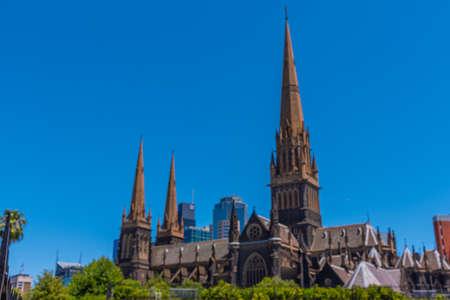 Foto für Saint Patrick cathedral in Melbourne, Australia - Lizenzfreies Bild