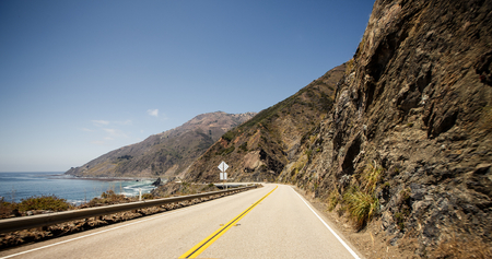 Route 1, also known as the Pacific Coast Highway