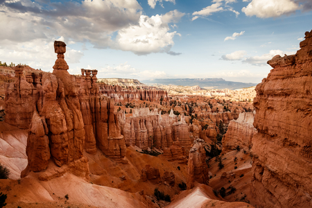 Bryce Canyon National Park, Utah, the United States.