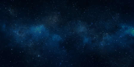 Galaxy stars  Universe nebula background