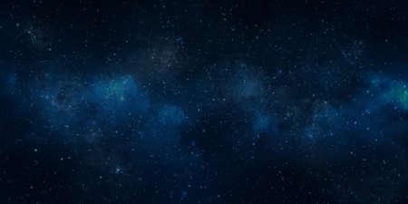 Galaxy stars  Universe nebula background