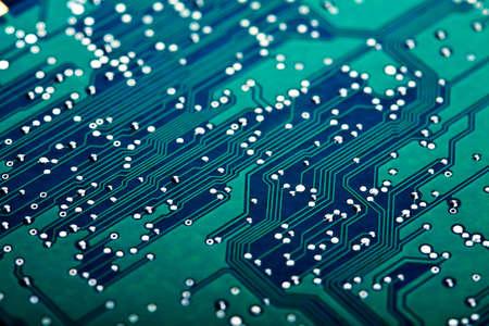 Photo pour electronic circuit board  - image libre de droit