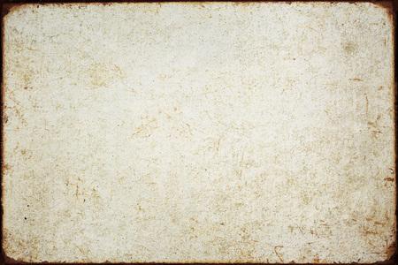 Photo pour Grunge iron plate texture background - image libre de droit