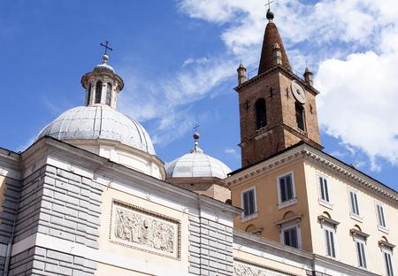 Santa Maria del Popolo Rome-I