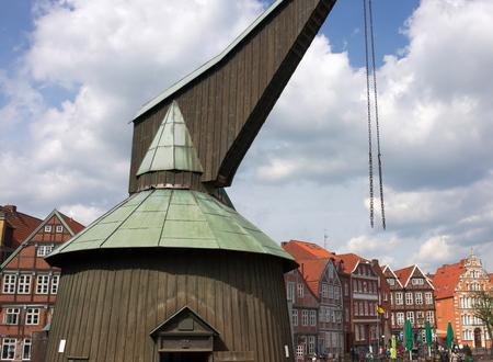 treadwheel crane-I-Stade