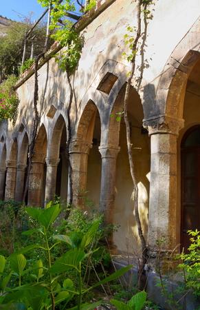 San Francesco IV Monastery - Sorrento-Italy