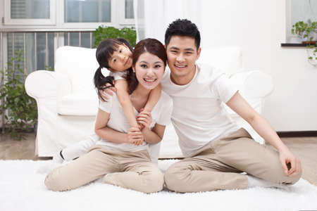 Photo for Family having fun together - Royalty Free Image