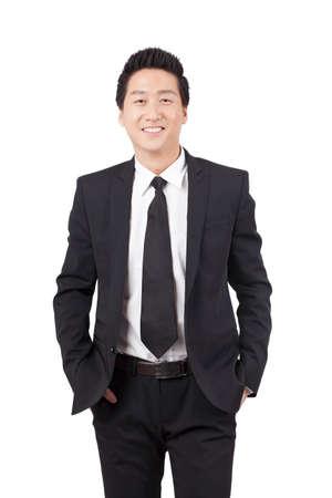 Foto de Portrait of a Confident Businessman - Imagen libre de derechos