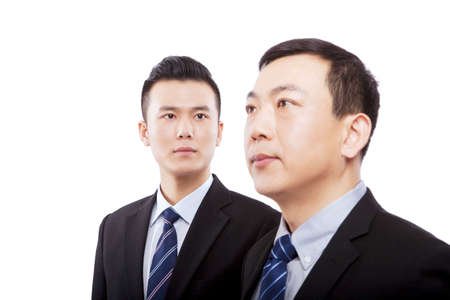 Photo for Oriental business man portrait - Royalty Free Image
