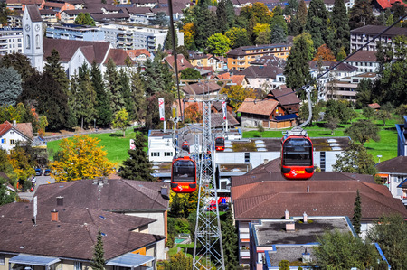 Swiss-Pension Pilatus Cable Car