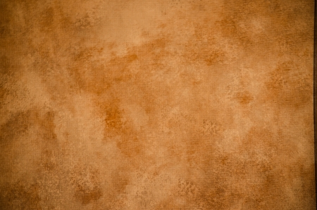 Classic terra cotta painterly texture or background