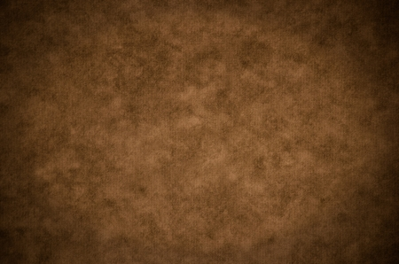 Classic brown painterly texture or background with subtle vignette and lighter center