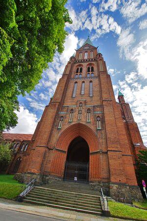 St. Paulskirche Dom in Schwerin
