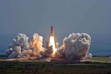 Shuttle Endeavour Launch