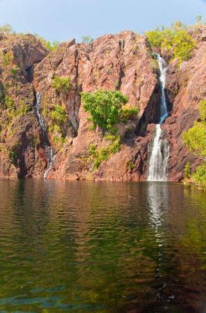 waterfall at Kakadu National Park, Australia