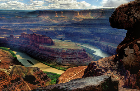 Photo pour CanyonLands National Park - image libre de droit