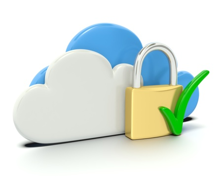 Check Mark - Secure Cloud Computing