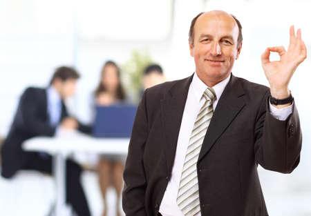 Foto de happy businessman  - Imagen libre de derechos