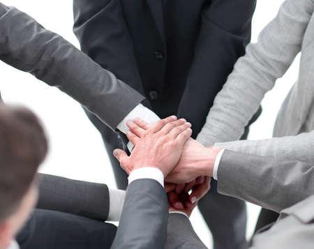 Foto de single professional business team - Imagen libre de derechos