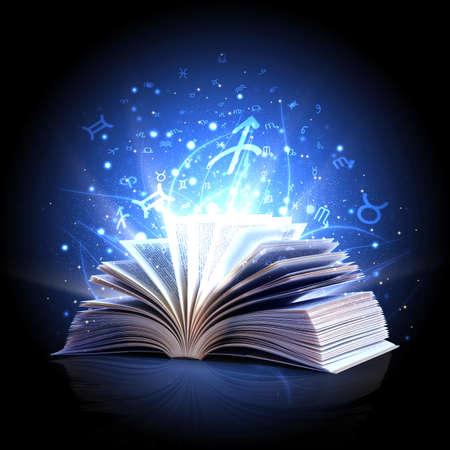 Magic Zodiac Book