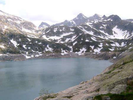 Lake of Artouste - France - Pyrenees