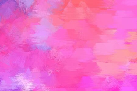 Foto de vintage brush drawn illustration with hot pink, neon fuchsia and pastel magenta color. artwork can be used as texture, graphic element or wallpaper background. - Imagen libre de derechos