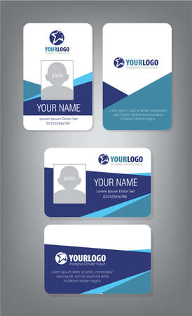 employee id cardの写真 イラスト 画像素材 foryourimages