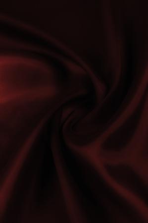 Foto de Soft focus. texture, pattern. cloth silk red. it is a light smooth drape that promotes movement. Thin and light, add a delicious piece to your autumn-winter design. Transparent, if you raise to light, - Imagen libre de derechos