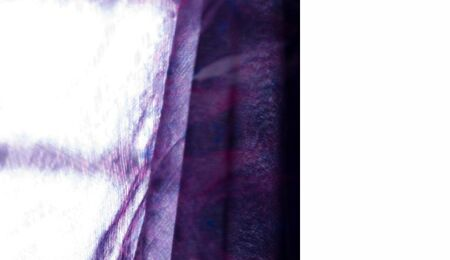 Foto de Texture, background, pattern. Abstract colorful floral pattern 100% pure silk Crepe de Chine silk fabric, purple pink blue white shades. If you are looking for something that will inspire you, - Imagen libre de derechos