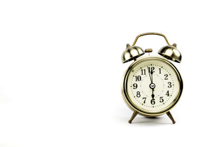 Either the clock start at 6 am or 6 pm, depends on what it fits for ur concept. free space for your text here