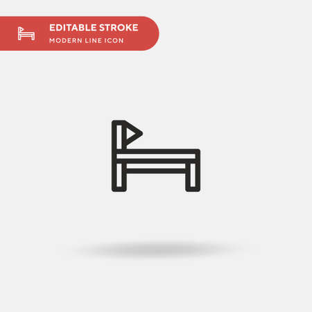 Reformer Simple vector icon. Illustration symbol design template for web mobile UI element. Perfect color modern pictogram on editable stroke. Reformer icons for your business project