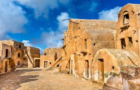 Ksar Ouled Soltane near Tataouine, Tunisia