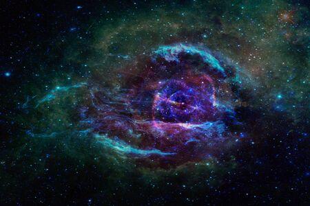 Photo for Nebula, science fiction - Royalty Free Image