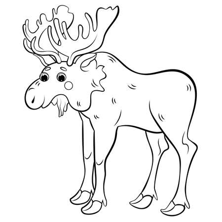 Coloring pages anti stress Animals. Print for free, 100 pieces | 450x450