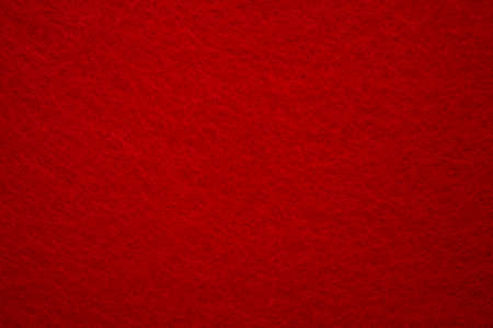 Photo pour Felt background in red color useful for Christmas backgrounds. High quality photo - image libre de droit