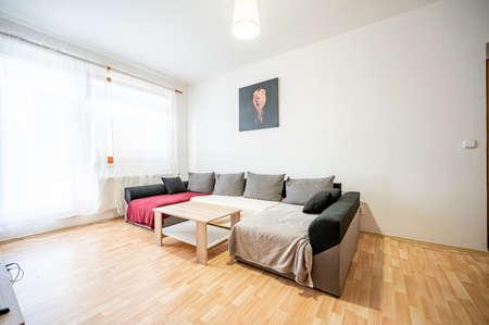 Photo pour Room in a small apartment. - image libre de droit