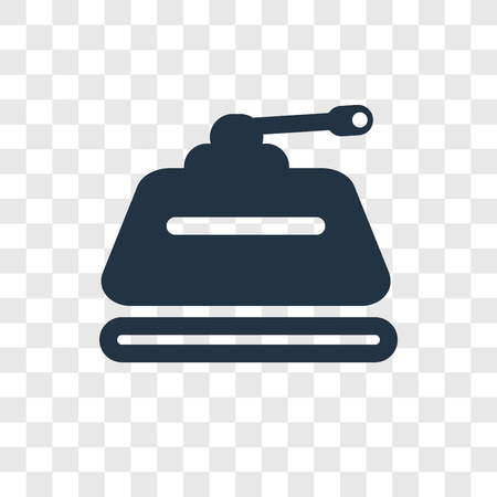 tank vector icon isolated on transparent background tank transparency logo concept royalty free vector graphics clipdealer