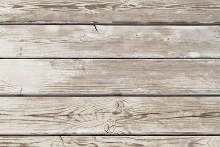 Photo pour Natural wooden texture background. Brown planks - image libre de droit