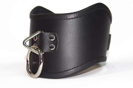 High back collar with O ring