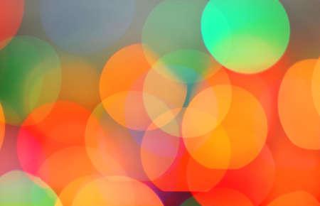 Photo pour Blurred colourful lights at the background - image libre de droit