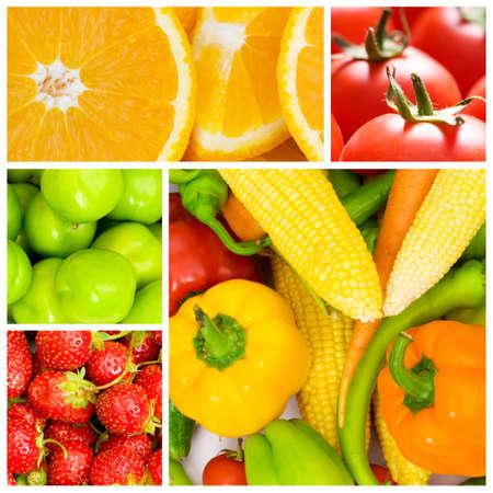 Foto für Set of various food items - Lizenzfreies Bild