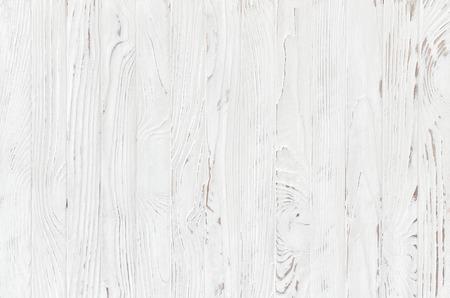 Photo pour white wooden plank texture, light rustic background - image libre de droit