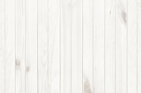 Photo for white wood texture background, wooden table top view - Royalty Free Image