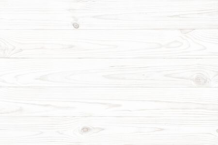 Photo for white wood texture background, natural wooden plank pattern - Royalty Free Image