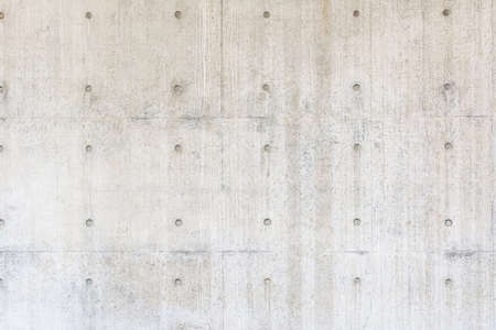 Photo pour Exposed Concrete wall background with nobody - image libre de droit