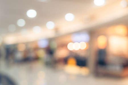Foto für abstract background of shopping mall, shallow depth of focus - Lizenzfreies Bild
