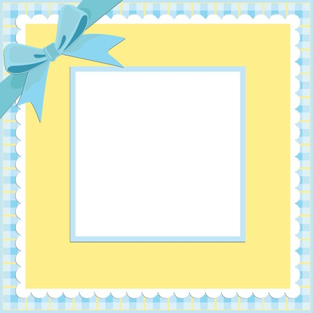 Blank background for greetings card, postcard or photo frame