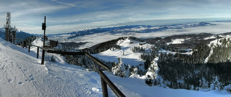 Poiana Brasov is one of the most known winter resort from Romania and from Eastern Europe.